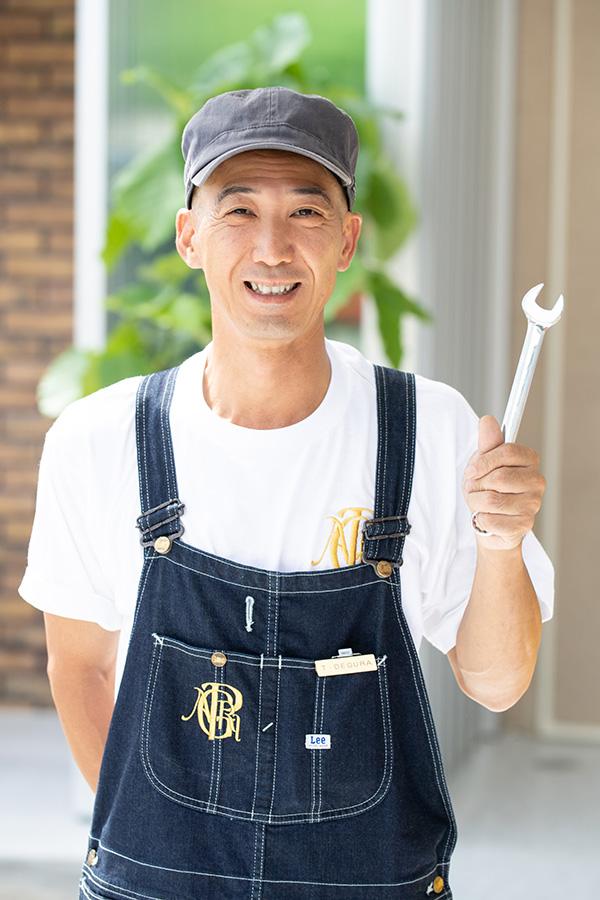 Degura Tomoyuki